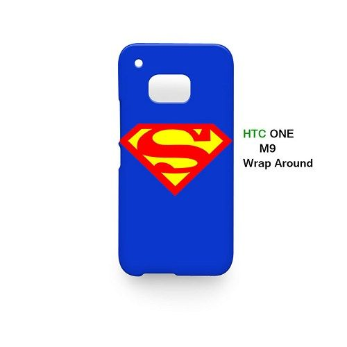 Superman Man of Steel Case for HTC One M9