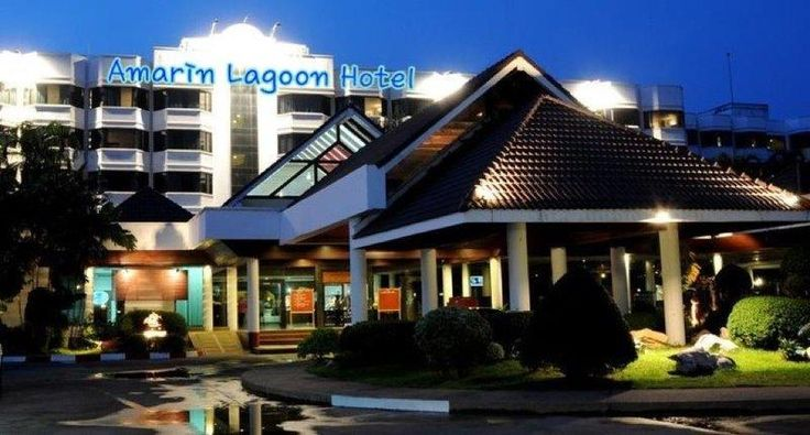 Amarin Lagoon Hotel Phitsanulok - Sammenlign hoteldeals