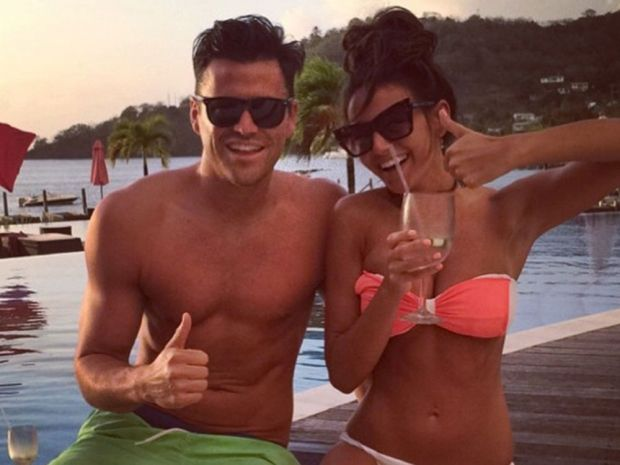 We didn't expect *this* story, Mark Wright and Michelle Keegan!