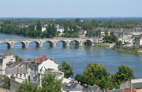 Le pont de Saumur