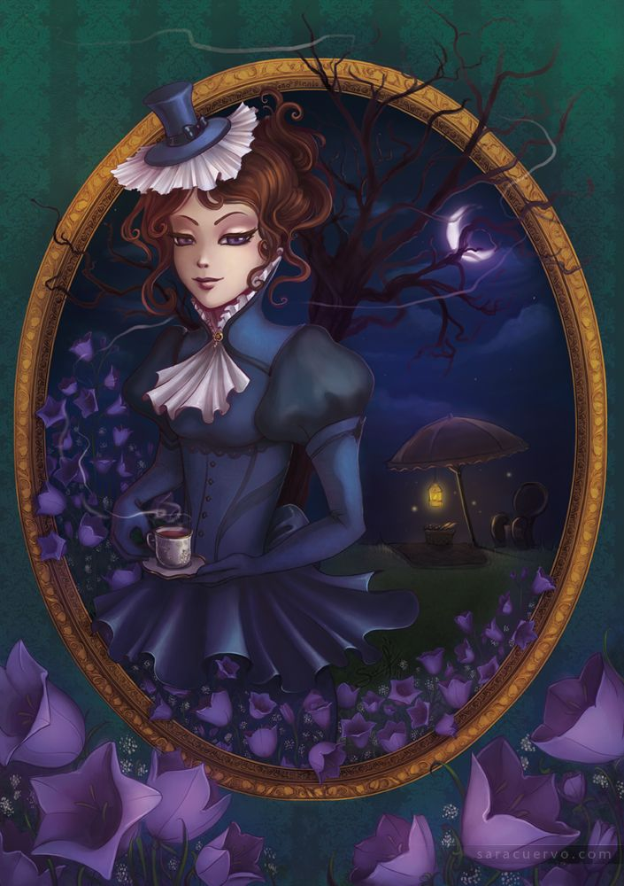 Nocturne Little Picnic by SaraCuervo