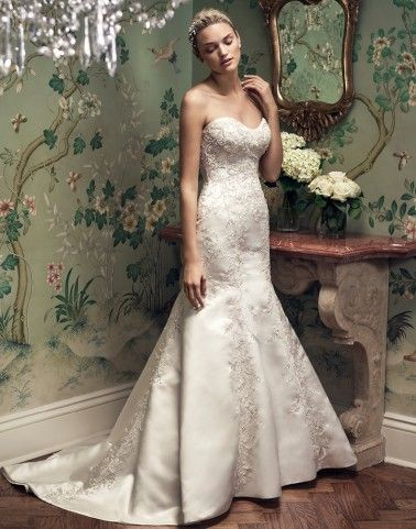 Casablanca Wedding Dresses - Style 2207