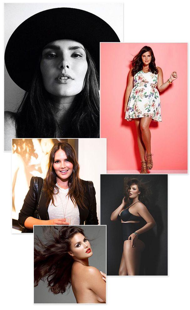 Candice Huffine : le top plus-size va-t-il révolutionner la mode ? | Glamour