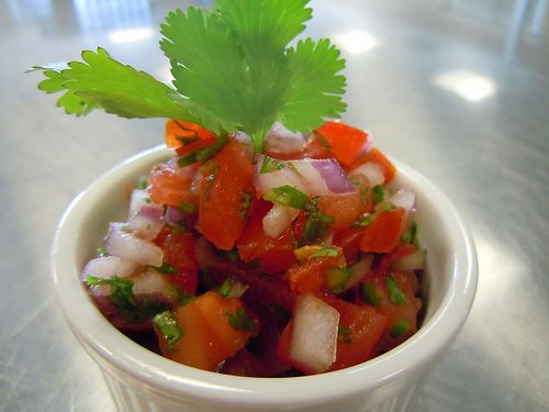 Fresh Pico de Gallo ~ Pioneer Woman's #recipe