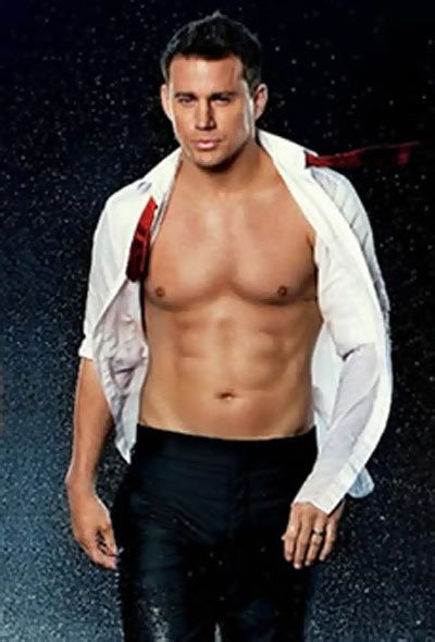 ... Channing Tatum Body