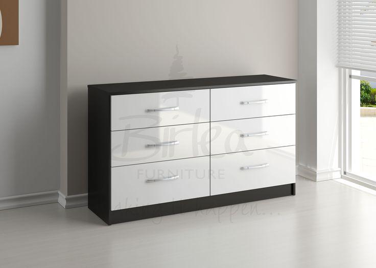 25 best White gloss bedroom furniture ideas on Pinterest