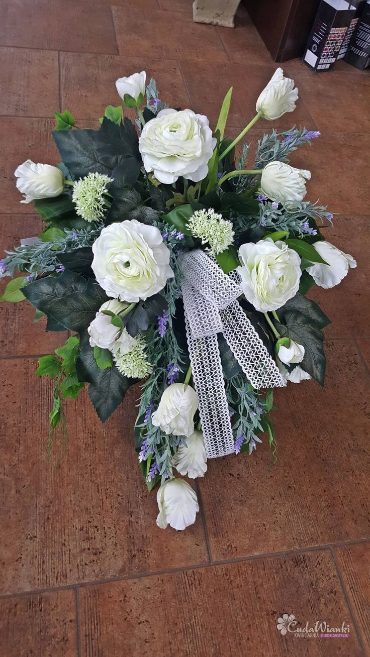 128 Best Funeral Images On Pinterest Floral Arrangements Flower