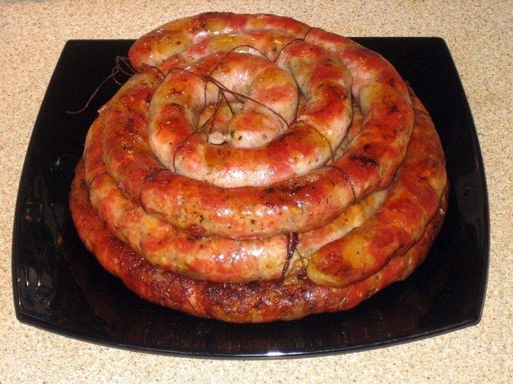 Домашняя колбаса | Четыре вкуса