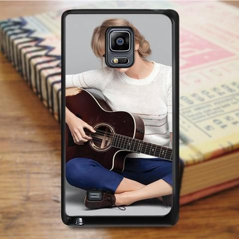 Taylor Swift Singer Samsung Galaxy Note Edge Case