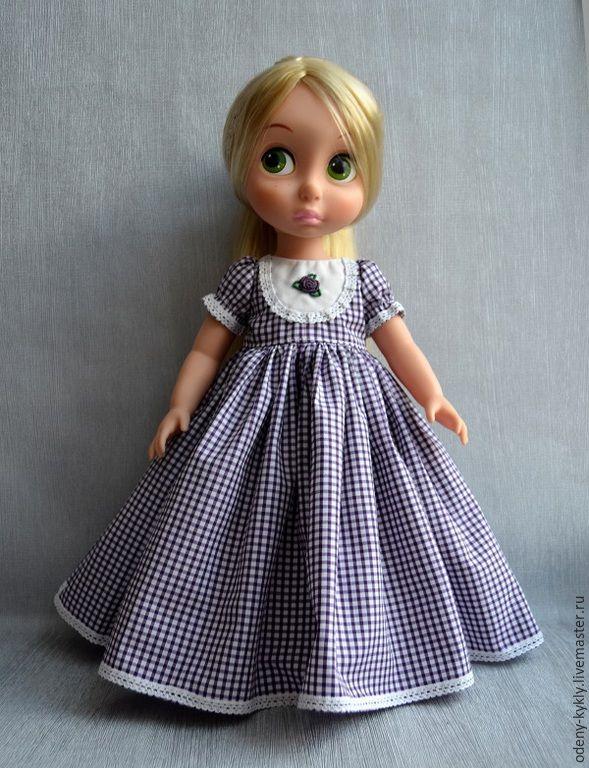 Купить Платья для кукол Дисней/Disney. - кукла дисней, одежда для кукол, disney, дисней, куклы дисней