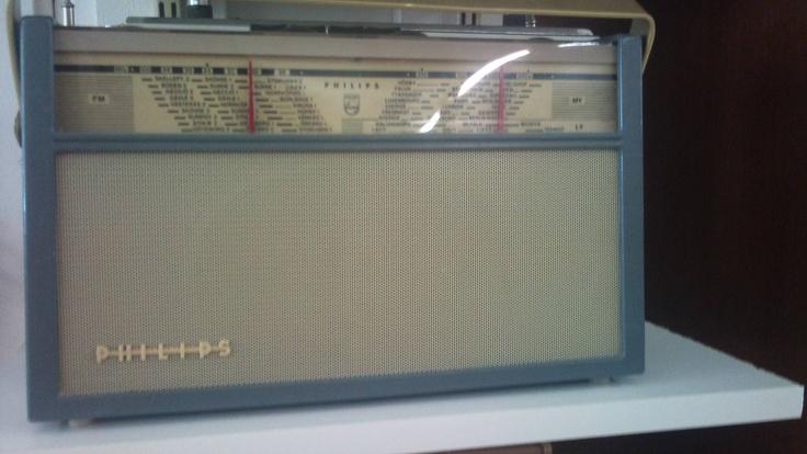 Transistor radio III