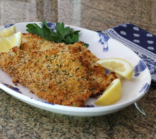 25 best images about fish recipes on pinterest butter for Best fish to bake