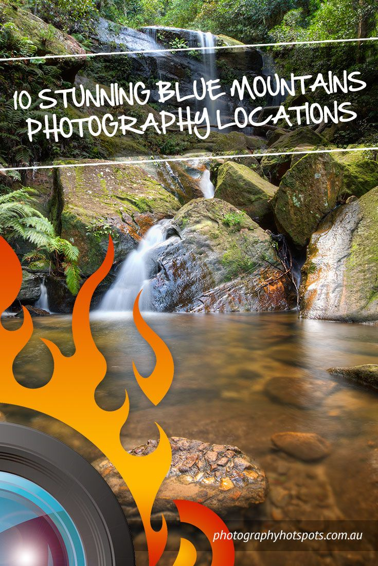 In this article we share with you 10 Stunning Blue Mountains photography locations to help you find great places to capture with your camera.  http://photographyhotspots.com.au/blue-mountains-photography-locations/  #BlueMountains #NSW