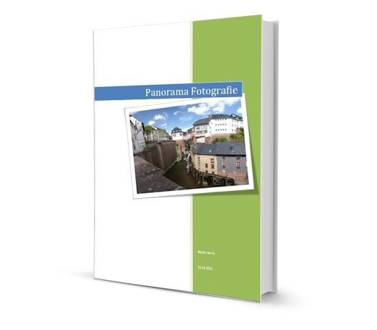 Free ebook panorama photography in Dutch