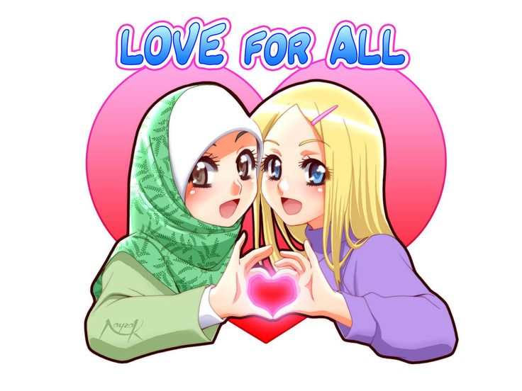 Love for All by ~Nayzak on deviantART