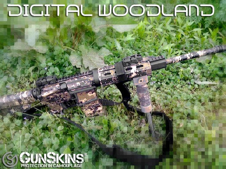 Ar 15 Rifle Skin Rifles Products And Traditional