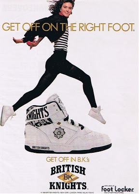 British Knights from the 80s...(tho certain ppl had a certain reason for wearing them)