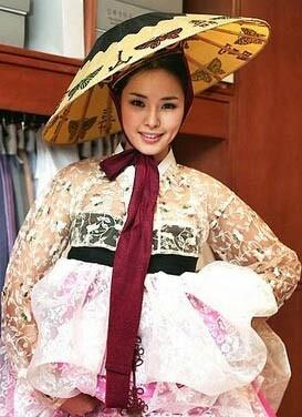 Ms Korea 2007 hanbok