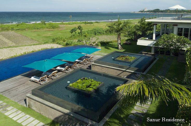 Sanur Residence - Sanur Sanur - 9 Bedrooms - Surrounding : Beachfront http://www.beyondvillas.com/villa-for-wedding/34/sanur-residence