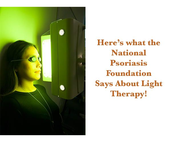 Home Light Therapy For Psoriasis: The Benefits Of Light Therapy According To The National