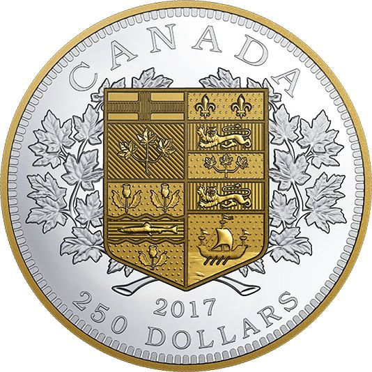Buy Now: http://goccf.com/rcm/itm/prod3000011  RCM New Release: One Kilogram Pure Silver Coin - A Tribute to the First Canadian Gold Coin - Coin Community Forum