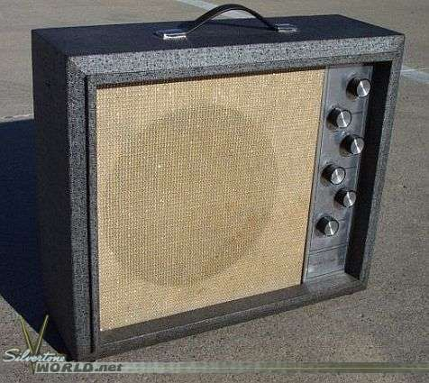 teisco amplifiers | Silvertone Amp question in The Vintage ...