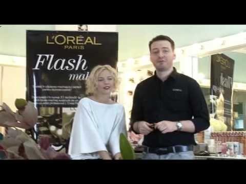 L'Oreal.  #makeuptutorial #makeup #alexabagiumakeup #beautysalon