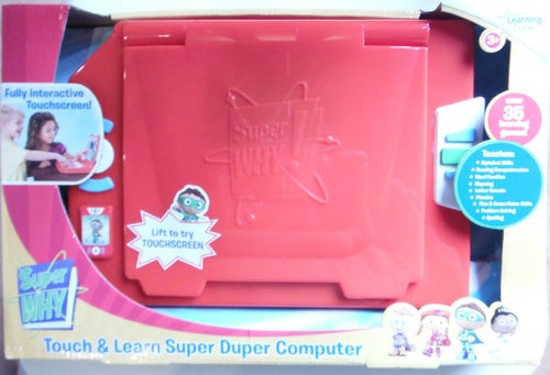 Super Why! And The Super Duper Computer - CakeCentral.com |Super Why Duper Computer