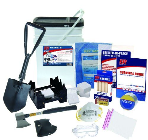 Resolution: Put together an emergency survival kit. --|||-- Emergency Survival Kit - Being Prepared For An Emergency in 2014