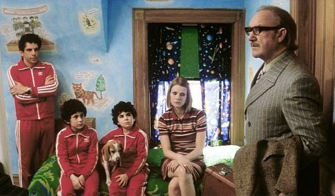 I absolutely love Wes Anderson movies!!!