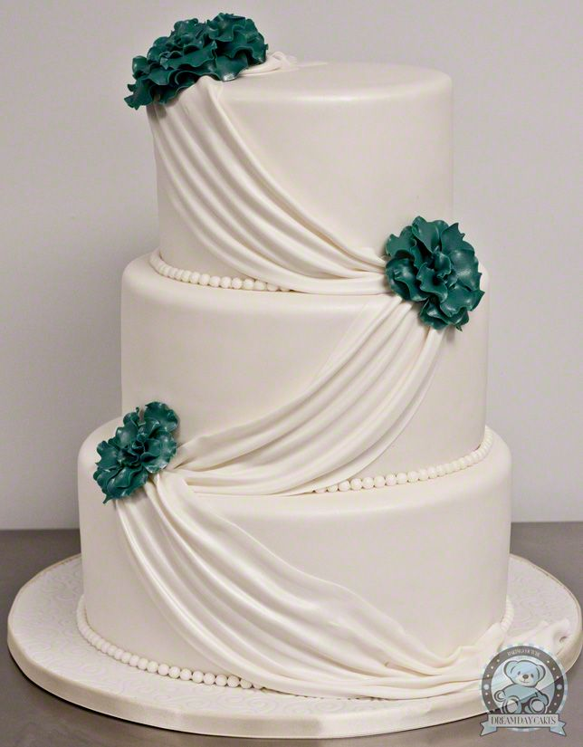 Wedding Cakes | Wedding Cakes for Gainesville Florida Weddings | Dream Day Cakes