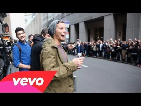 One Direction in America, Ep. 3 (VEVO LIFT): Brought to y...
