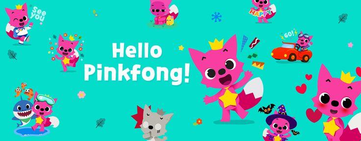 Hello Pinkfong!