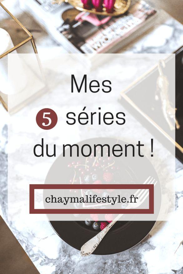 Mes 5 séries du moment ! #séries #sérietv #sériesUS #netflix #culture - Chayma Lifestyle