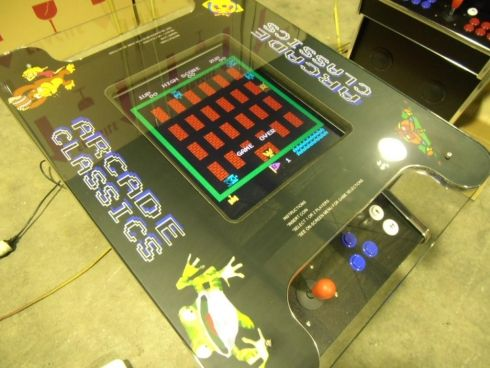 The Best 60 Classic Game Arcade Tabletop On The Market At A Price That Kills The Opposition.   The Mr Pinball Tabletop is directly im...