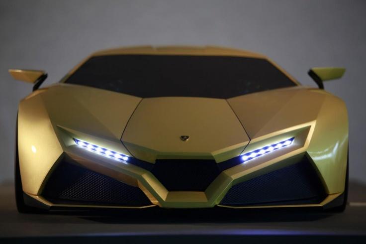 Lamborghini Concept Cars   Car 7 2012 new lamborghini cnossus concept