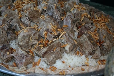 159 best jordan cusine images on pinterest arabic food arabic recipe by umm ramy mansaf is a dish made of lamb cooked in a sauce made of fermented dried yogurt over layers of rice and bread forumfinder Choice Image