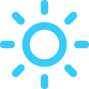 Buen día amigas y amigos de las redes sociales. La temperatura actual en Torreón es de C. Humedad: 30%. Vientos de 0 Km/h. La máxima para hoy será de 40C.