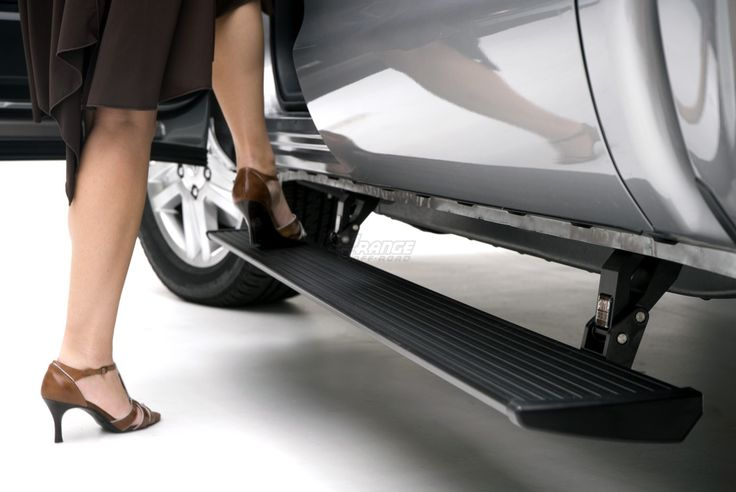 AMP Research Powerstep Running Boards for 2007+ Tundra Double Cab, CrewMax, '08+ Sequoia (75137-01A)