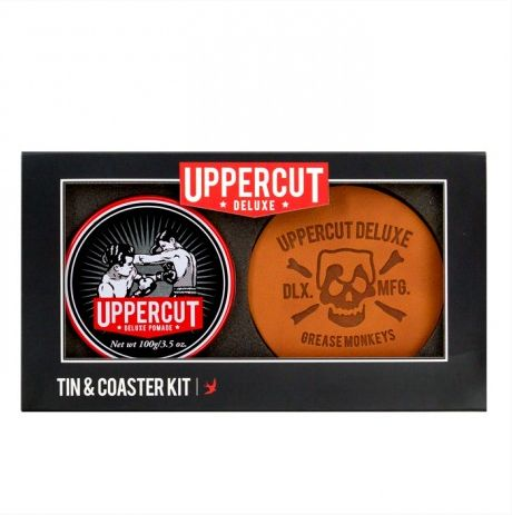 UPPERCUT DELUXE - Tin And Coaster Kit