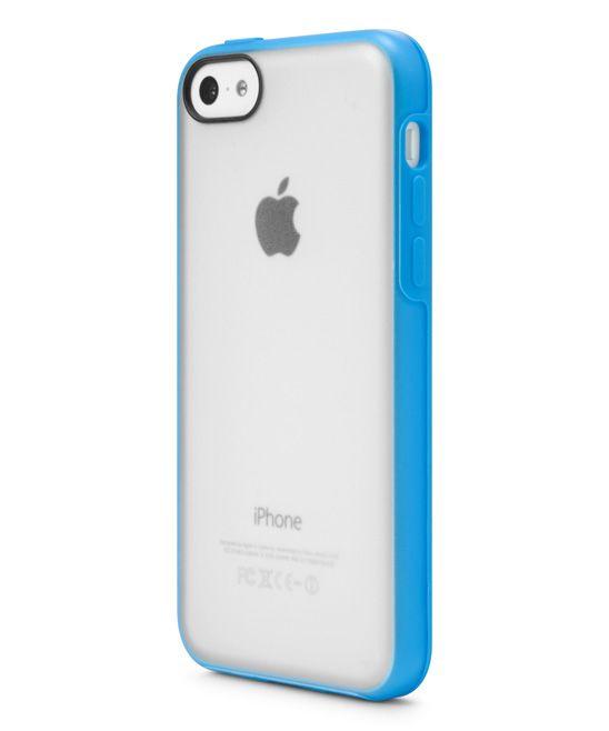 Blue Matte Pop Case for iPhone 5c