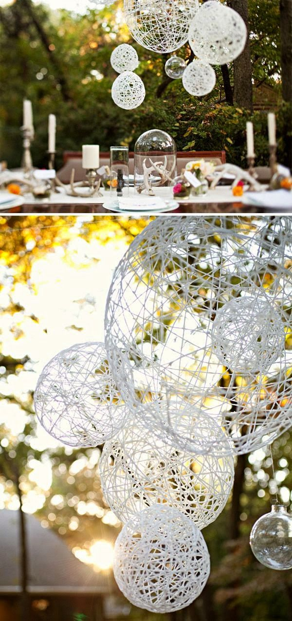 85 best wedding decor ideas images on pinterest weddings paper lanterns how to find affordable wedding centrepieces read more http junglespirit Choice Image