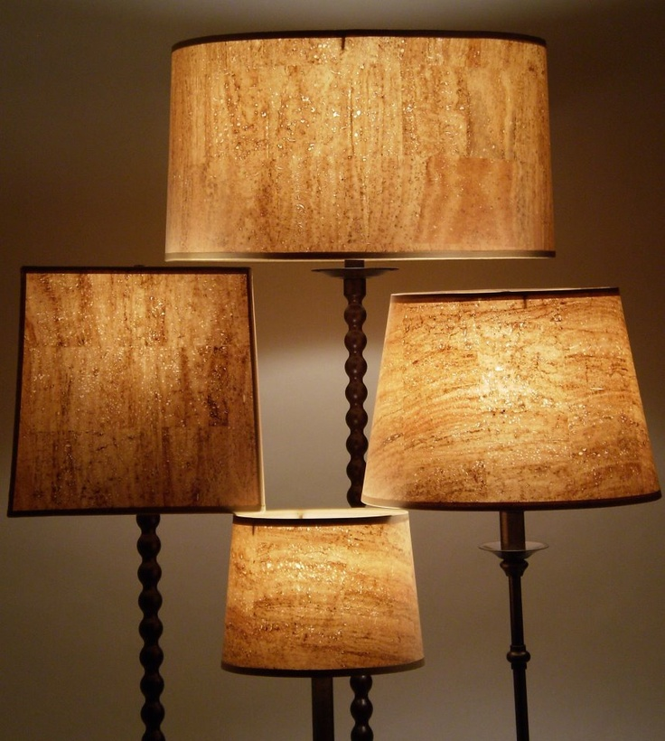 Gorgeous cork lampshades we sell these at the shop i work at in gorgeous cork lampshades we sell these at the shop i work at in many different shapes and sizes environmentally friendly and beautiful i love t aloadofball Choice Image