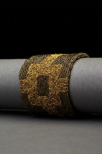 Hollywood Regency Couture Cuff – ANDREA GUTIERREZ JEWELRY