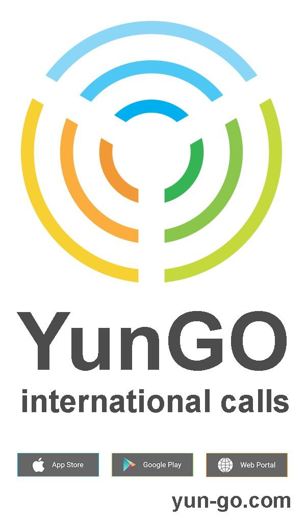 With YunGO You can make very Cheap International Calls worldwide with brilliant voice quality. With the prices we are very close to free international calls