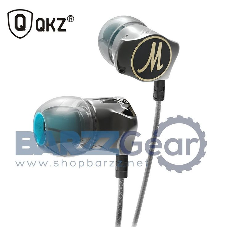QKZ DM7 HiFi Earphone Zinc Alloy In Ear Headset Stereo With or Without Microphone  #mancave #weekend #happyhour #nightlife #bartender #wine #cocktail #salboken #beer #barzz @barzz