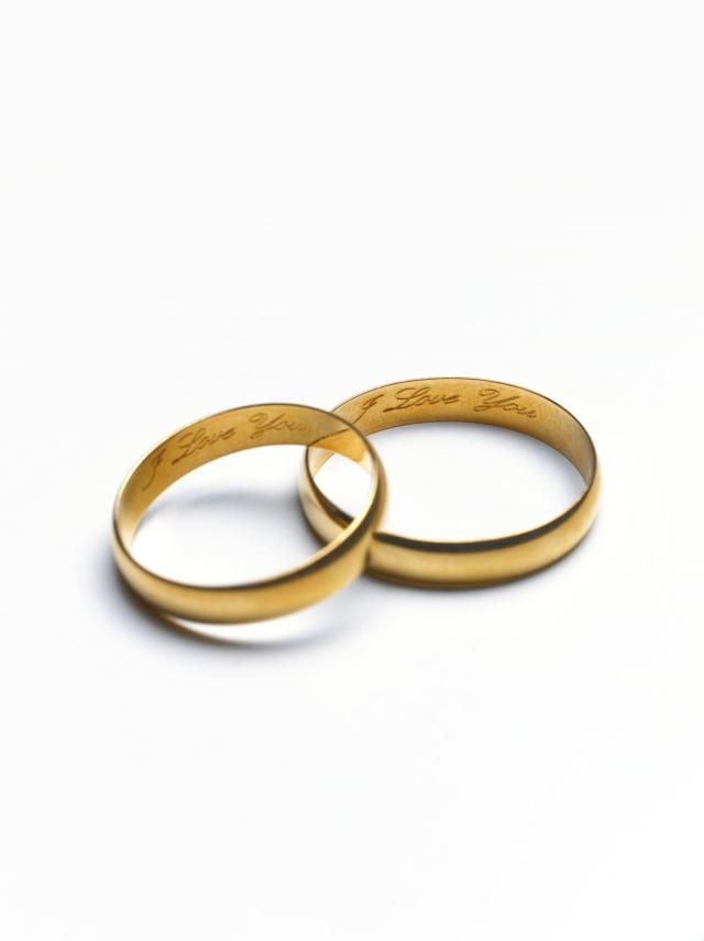 51 Creative Inscriptions for Your Wedding Ring