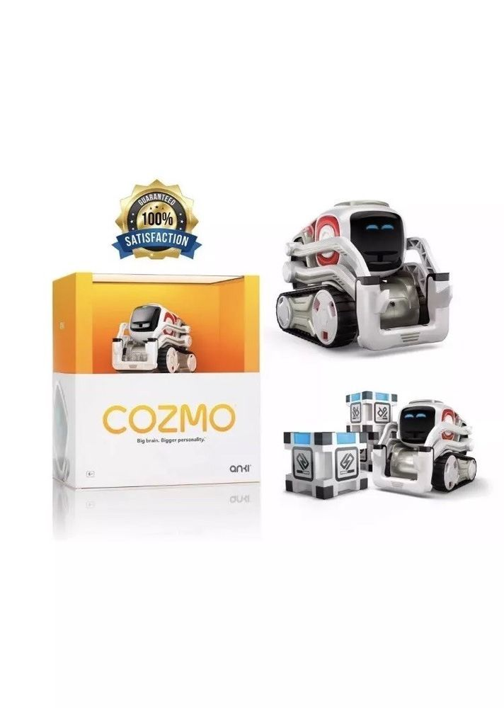 Tomy Anki COZMO Robot Charger Cubes Learning Robot Toy Best 2018