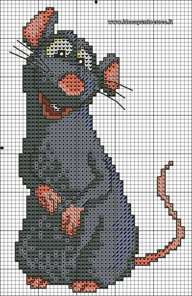 Remy Ratatouille 2 Of 3