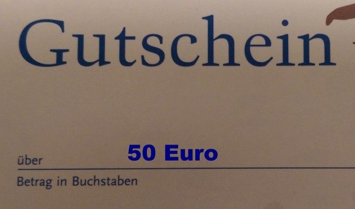 Grillcorner Gutschein 50 Euro Grillgutscheine mit verschiedenen Eurobeträgen. Einzulösen im Grillcorner shop für Grillgeräte, Grillzubehör und Grillseminare